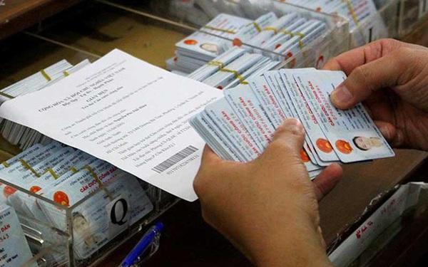 Từ 5/12, thay đổi số CMND, căn cước công dân nhưng không báo với cơ quan thuế đúng hạn có thể bị phạt đến 5 triệu đồng