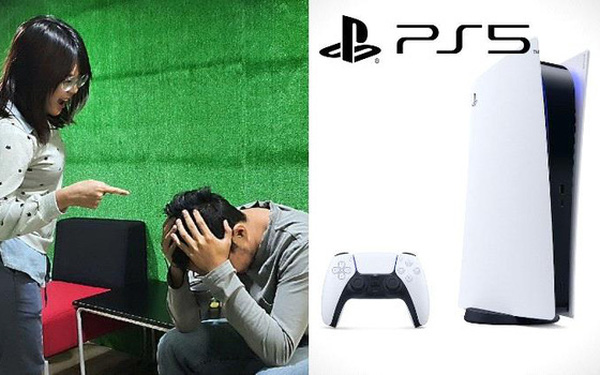 Bị vợ phát hiện khi lén lút mua PS5, nam game thủ buộc phải bán đi với giá rẻ