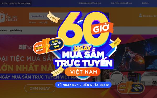 Khởi động lễ hội mua sắm trực tuyến Việt Nam