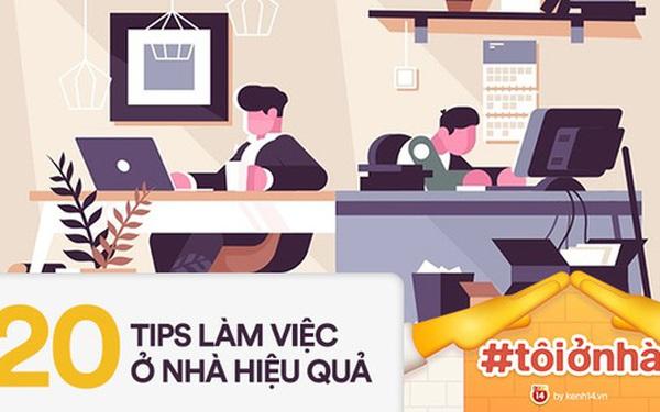 Làm việc tại nhà (#workfromhome) mùa dịch: 20 cách đưa bản thân mình vào tự giác, kỷ luật và không bị áp lực