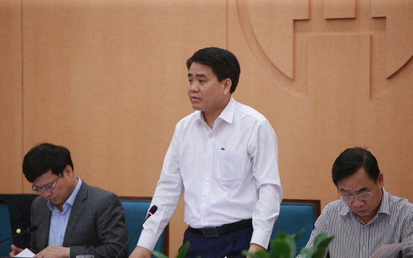 Chủ tịch Hà Nội: Ổ dịch Covid-19 tại Bệnh viện Bạch Mai rất phức tạp