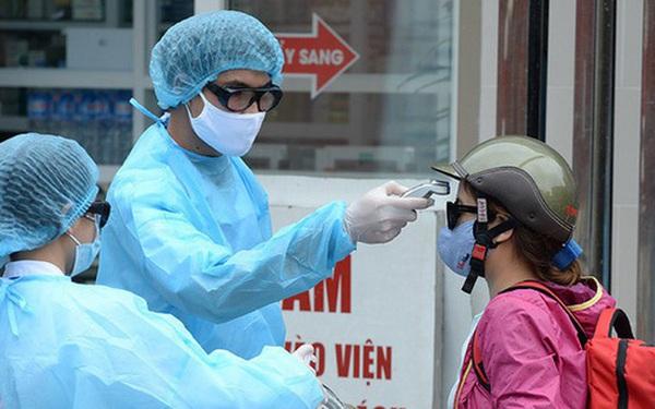 Người dân đến Bệnh viện Bạch Mai trong 2 tuần qua phải tự cách ly, thông báo cho cơ quan y tế phòng Covid-19