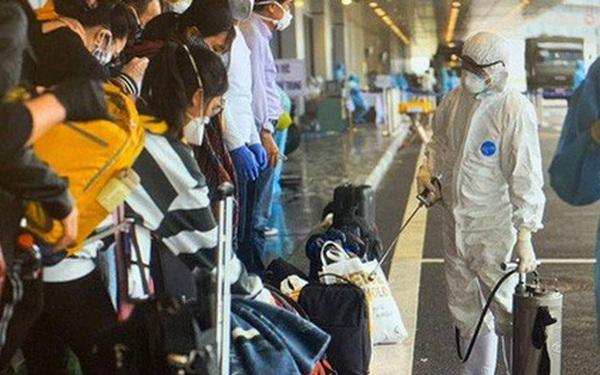 Phát hiện 1 ca nghi nhiễm Covid-19 trên chuyến bay từ Đức về