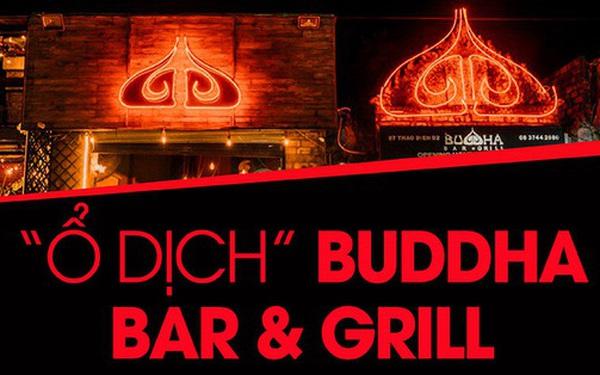 """""""Ổ dịch"""" quán bar Buddha với 155 người tham gia: 8 người dương tính Covid-19, yêu cầu khách đến quán vào ngày 13-17/3 khai báo sức khoẻ"""