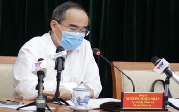 Bí thư Nguyễn Thiện Nhân: Cái quan trọng để ngăn chặn dịch bệnh là khẩu trang, khẩu trang là cách rẻ nhất, lại phù hợp với đất nước mình