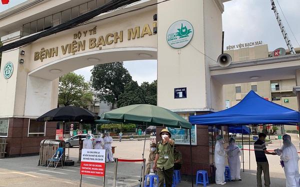 Bộ Y tế yêu cầu người dân từng đến Bệnh viện Bạch Mai từ 13/3 liên hệ ngay cơ sở y tế