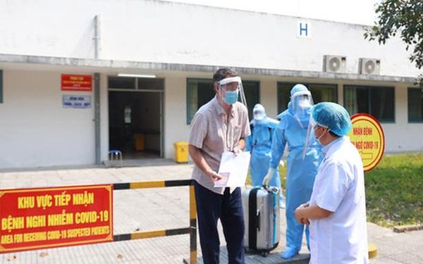 Bệnh nhân số 33 xuất viện tại Huế, Việt Nam điều trị khỏi 21 ca nhiễm Covid-19