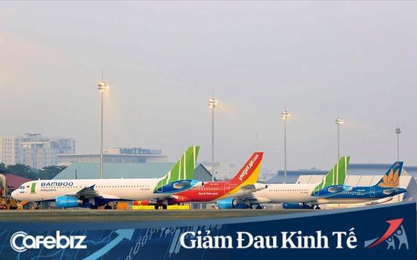 Hãng hàng không đồng loạt thông báo bay nội địa trở lại từ 16/4