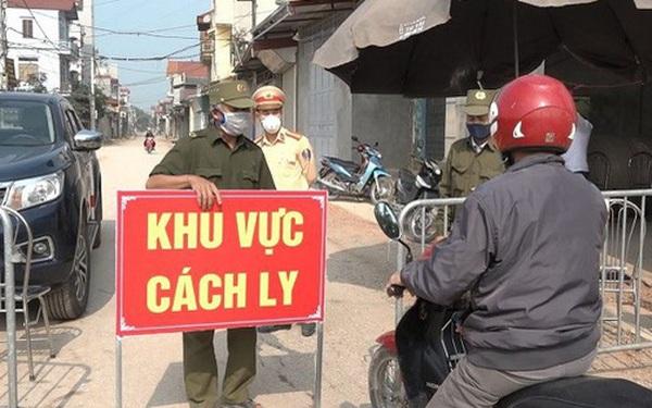 Thêm một thôn tại Hà Nội bị cách ly, xác định hơn 100 người liên quan BN 266