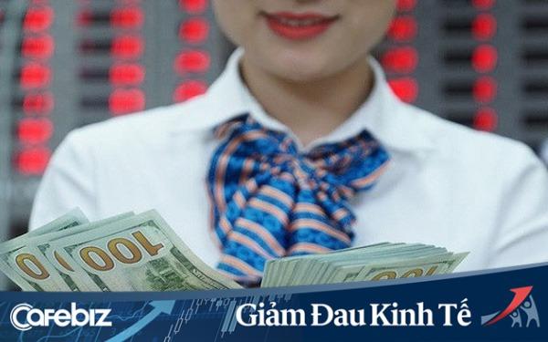 """""""Ngân hàng không thiếu tiền"""", gói tín dụng cho DN đã tăng gấp đôi lên 600.000 tỷ đồng, nhưng doanh nghiệp Việt hấp thụ vốn rất yếu!"""
