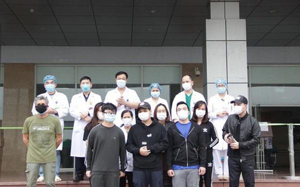 Thêm 15 bệnh nhân khỏi bệnh Covid-19, Việt Nam đã chữa khỏi 192 ca bệnh