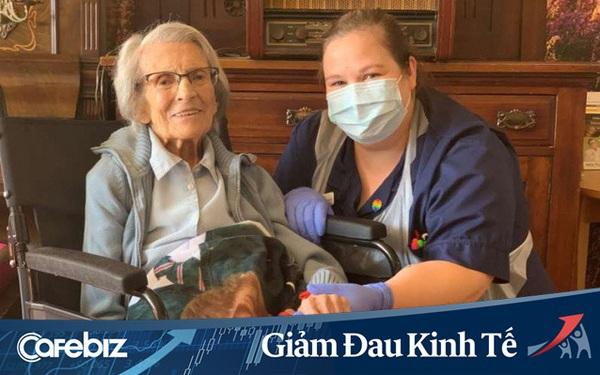 Cụ bà 106 tuổi kiên cường đánh bại Covid-19: Bí mật của sự hồi phục nhanh chóng là chăm chỉ hoạt động thể chất và sống độc lập