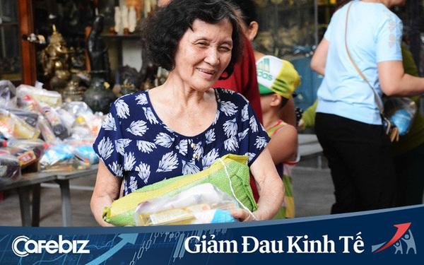 """""""Mổ xẻ"""" gói 61.500 tỷ đồng của Chính phủ: Ít nhất 1/9 dân số Việt Nam và hơn 3 triệu hộ gia đình sẽ được hỗ trợ"""