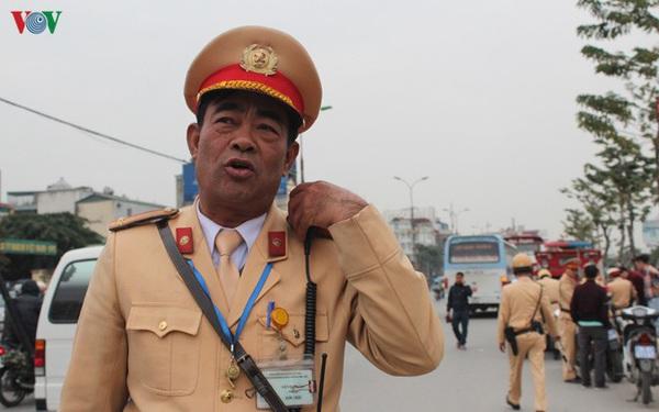 Liên ngành Công an-Giao thông lập 30 chốt giám sát người và xe vào Thủ đô