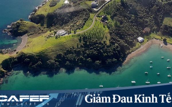 Trốn dịch kiểu nhà giàu Mỹ: 'Đốt' hàng triệu USD để sống dưới lòng đất và được cấp visa đến New Zealand