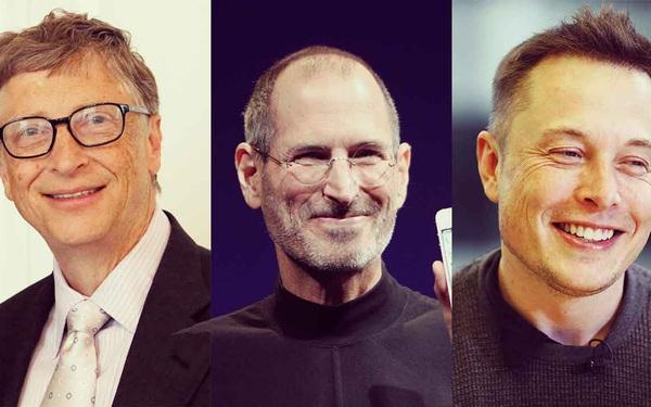 Muốn tư duy như Obama, Steve Jobs hay Elon Musk, hãy xem những gì họ đã