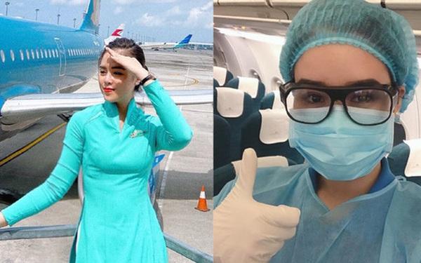 """Nữ tiếp viên hàng không đưa 172 du học sinh mắc kẹt về nước: 12h đêm hạ cánh, vỡ oà khi hành khách thốt lên """"Đã được về nhà rồi"""""""