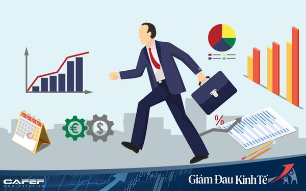 """[Infographic] Chính phủ đã """"giảm đau"""" nền kinh tế trước Covid-19 như thế nào?"""