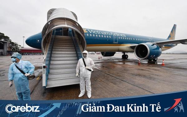 """Vietnam Airlines lỗ gần 2.400 tỷ đồng trong 3 tháng đầu năm, nguy cơ cả năm lỗ gần 20.000 tỷ đồng, tiền mặt đã """"cạn kiệt"""""""