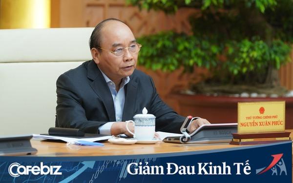 Thủ tướng: Không bắt doanh nghiệp phải trả nợ trong bối cảnh khó khăn, tạo mọi thuận lợi để doanh nghiệp tiếp tục sản xuất kinh doanh