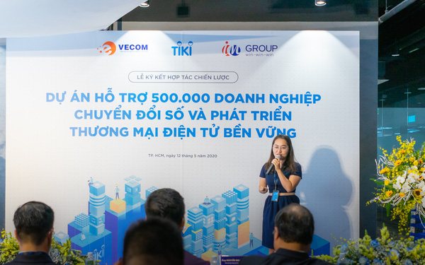 Hỗ trợ 200 tỉ cho 20.000 SME chuyển đổi số trong năm 2020, Tiki đang tham vọng điều gì?