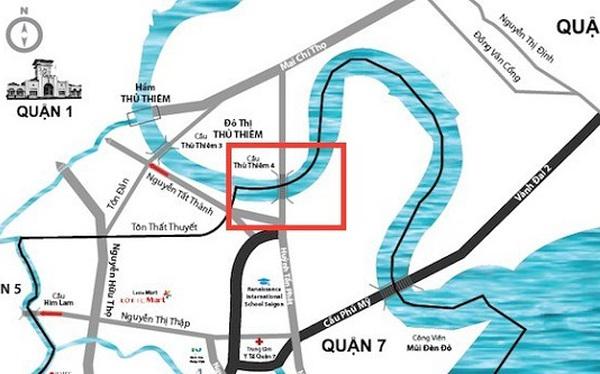 Đấu thầu làm cầu Thủ Thiêm 4, thiết kế theo ý tưởng 'tre Việt Nam'