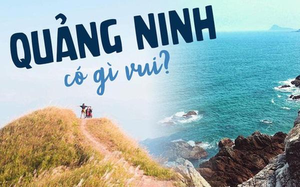 Ngoài các điểm tham quan miễn phí, Quảng Ninh còn vô vàn địa danh tuyệt đẹp không đi thì cực phí: Muốn biển có biển, muốn núi có núi!