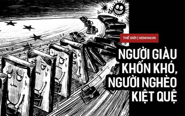 """Bi kịch và bài học lớn từ Trung Quốc: Khi những người """"dưới đáy xã hội"""" ngày càng bế tắc, phải làm tất cả để tồn tại"""