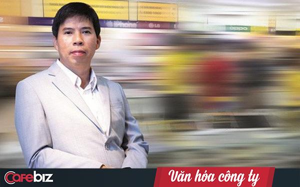 Chủ tịch Nguyễn Đức Tài chia sẻ lý do dù bị giảm lương nhưng nhân viên Thế giới Di động không hề buồn bực hay nói xấu công ty