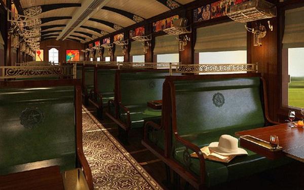 Lại xuất hiện chuyến tàu nối Huế - Đà Nẵng có nội thất xịn như trong phim, đặc biệt lại còn là tàu hơi nước đậm chất hoài cổ