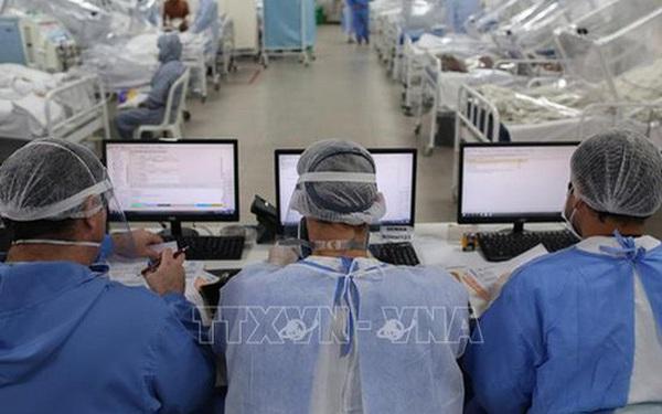 WHO: Nam Mỹ trở thành tâm dịch COVID-19 mới