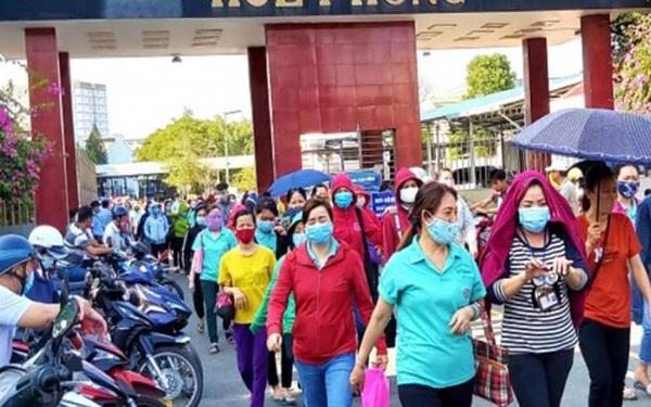 Quyền lợi của 2.200 công nhân Huê Phong mất việc giải quyết thế nào?