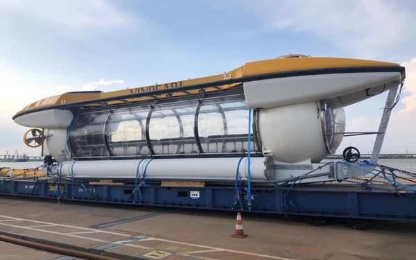 Tàu ngầm triệu USD của tỷ phú Phạm Nhật Vượng có giá đắt ngang vé máy bay?
