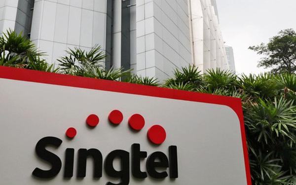 Lợi nhuận Singtel giảm xuống mức thấp nhất 27 năm vì các chi phí bên ngoài