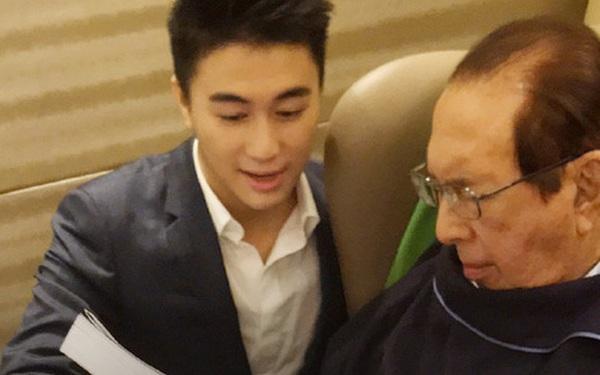 """Chỉ 1 câu nói nhưng là bài học """"khắc cốt ghi tâm"""" giúp con trai ông trùm sòng bạc Macao Hà Hồng Sân thành công hơn người"""