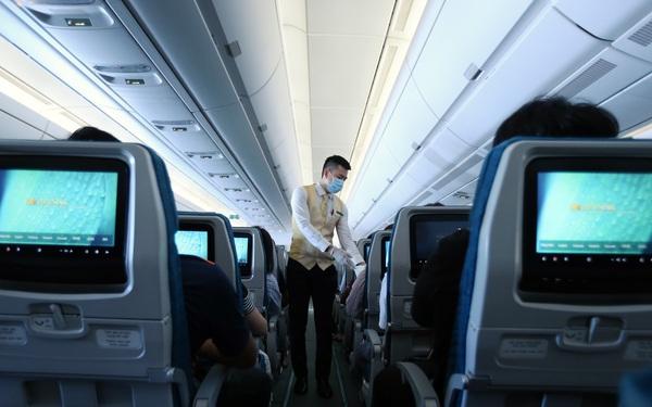 Vietnam Airlines khôi phục hoàn toàn số chuyến bay nội địa hậu Covid-19
