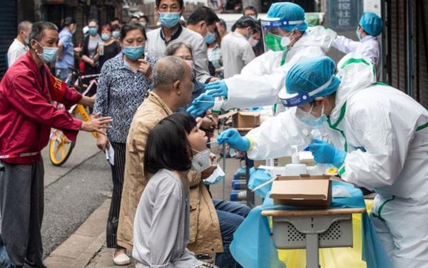 Vũ Hán xét nghiệm toàn bộ 11 triệu dân trong 2 tuần để phát hiện ca nhiễm Covid-19
