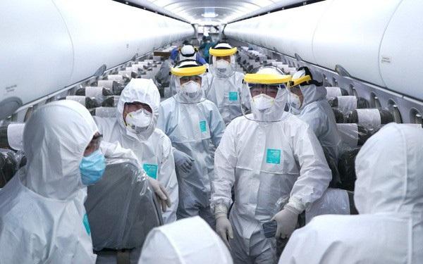 """Airbus hợp tác nghiên cứu cảm biến có thể phát hiện """"mùi"""" của SARS-CoV2 trên máy bay"""