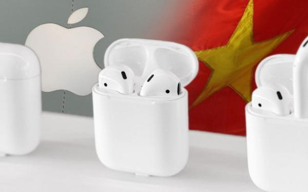 Nikkei lý giải tại sao lần đầu tiên Apple sẽ sản xuất hàng triệu tai nghe không dây tại Việt Nam