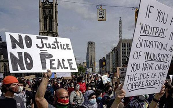 Biểu tình bạo lực lan rộng, hơn 40 thành phố ở Mỹ giới nghiêm