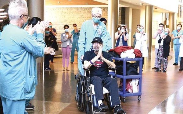 Thoát chết Covid-19, bệnh nhân 'sốc' vì hóa đơn viện phí 1,1 triệu USD