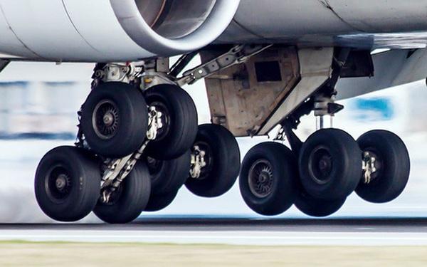 Những điều không phải ai cũng biết về lốp máy bay