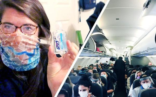 Hàng không thời Covid-19: Đây là trải nghiệm trên các chuyến bay lớn nhất châu Âu ngay lúc này