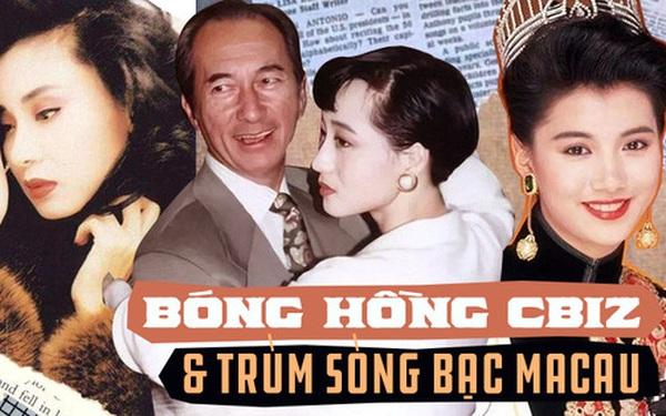 4 mỹ nhân yêu trùm sòng bạc Macau: Hoa hậu tiểu tam cưới Lý Liên Kiệt, Á hậu thành bà hoàng nghìn tỷ, Tạ Đình Phong bị réo gọi?