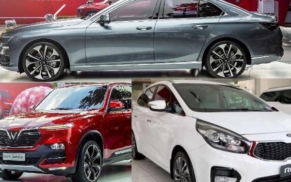 Người dân mua ô tô 'ngóng' giảm hàng trăm triệu phí trước bạ