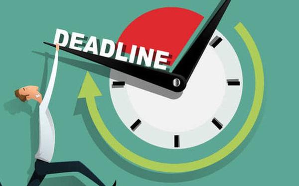 Lỗi sai kinh điển của tất cả mọi người khi lập kế hoạch và 6 phương pháp hiệu quả để không bao giờ trễ deadline