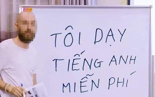 """Cảnh báo chiêu trò lừa đảo """"người nước ngoài dạy tiếng Anh miễn phí"""" của một trung tâm Anh ngữ nổi tiếng ở Hà Nội"""