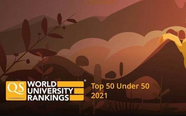Hai đại học của Việt Nam xuất hiện trong xếp hạng các trường đại học trẻ hàng đầu thế giới QS Top 50 Under 50 2021
