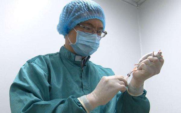 Vắc xin phòng COVID-19 'made in Việt Nam' có tính sinh miễn dịch khá cao