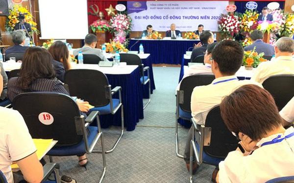 ĐHCĐ Vinaconex thông qua kế hoạch tăng vốn, tái cấu trúc công ty An Khánh...chuẩn bị tham gia loạt dự án BĐS lớn